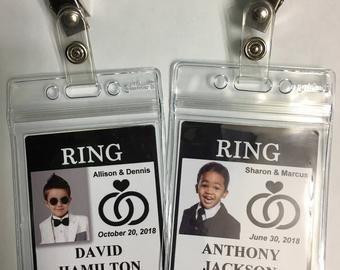 Ring Security Badge Template Secret Agent Badge