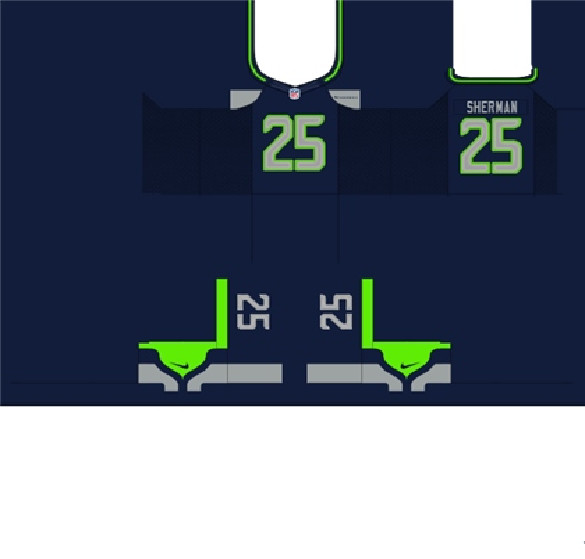 Roblox Football Jersey Template Roblox Richard Sherman Template by Gmragna
