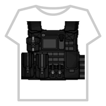 Roblox Vest Template Bullet Proof Vest Roblox