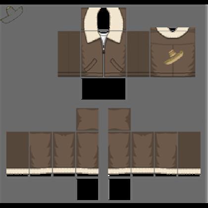 Roblox Vest Template Er Jacket Template Roblox
