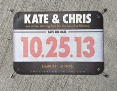 Running Bib Template Free Pdf Race Bib Save the Date Invitation with Editable