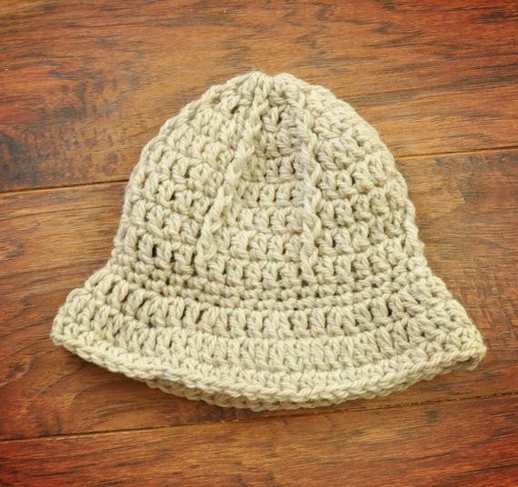 Safari Hat Template Explorer S Safari Hat Crochet Pattern 381