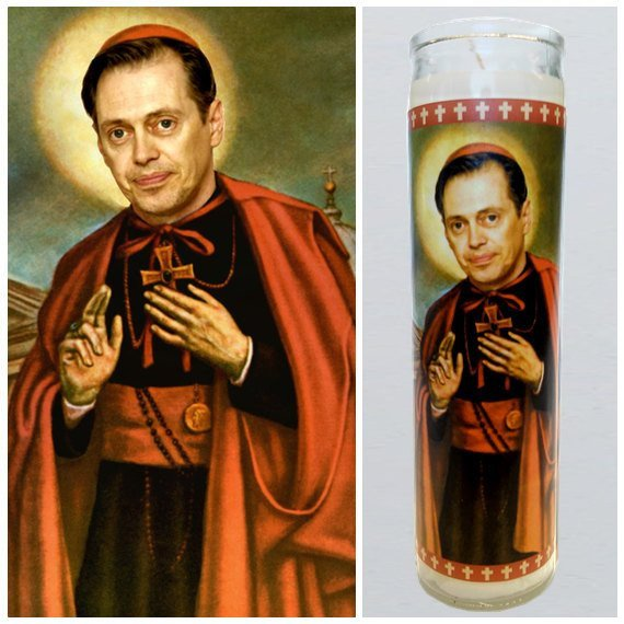 Saint Candle Template these Celebrity Prayer Candles are A True Blessing