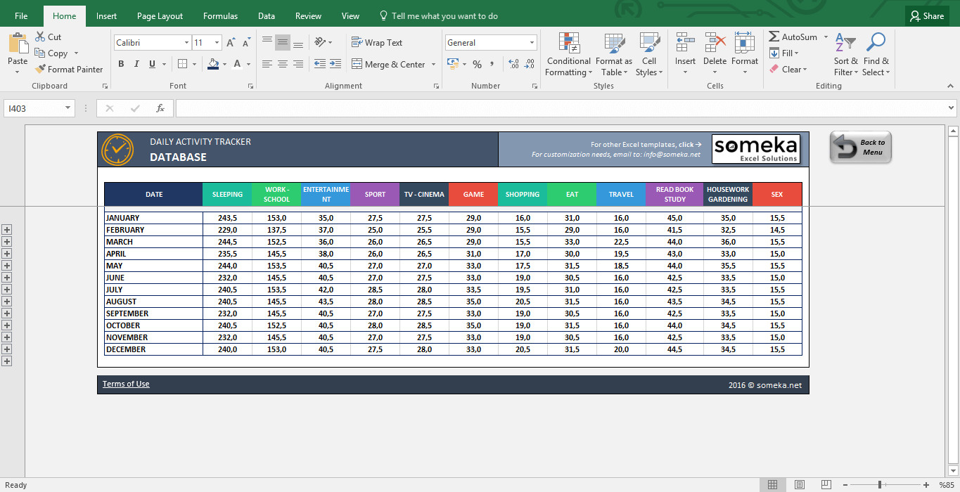 Sales Activity Tracking Spreadsheet Daily Activity Tracker Template Printable Excel Daily