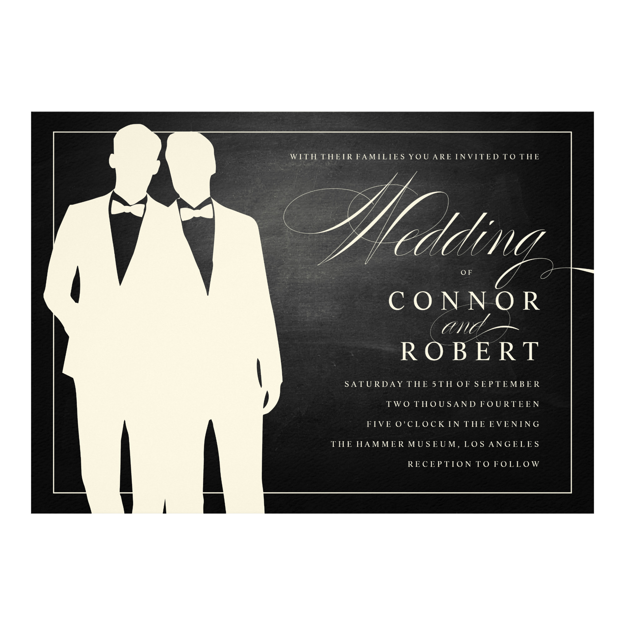 Same Sex Wedding Invitations Wedding Wednesday Same Wedding Invites Zazzle Blog