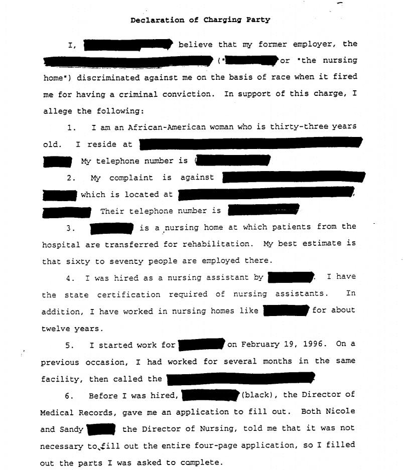 Sample Discrimination Complaint Letter How to Write A Plaint Letter to the Eeoc Pissed