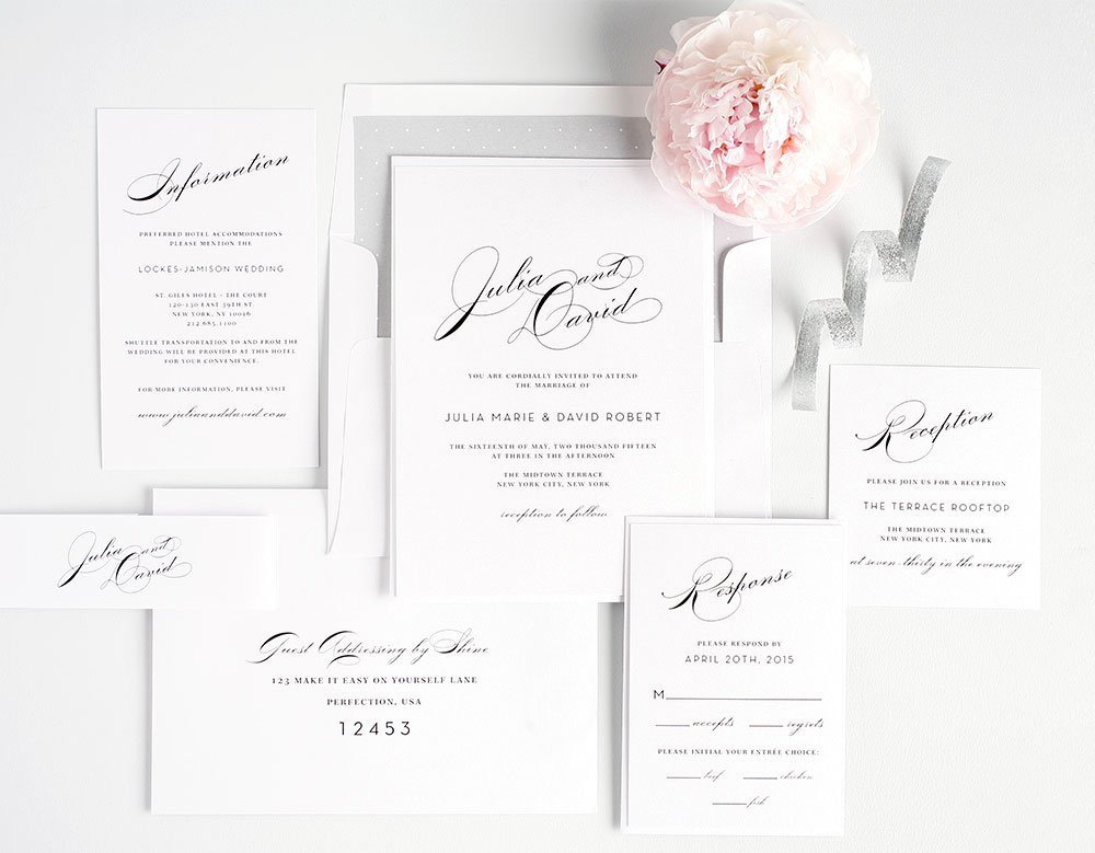 Sample Wedding Invitations Templates Wedding Invitation Wording Examples