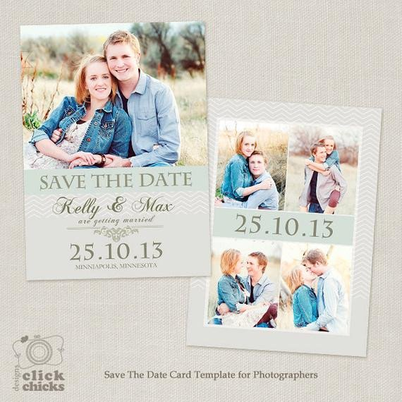 Save the Date Postcard Templates Save the Date Card Template 5x7 Flat Card 001 C065