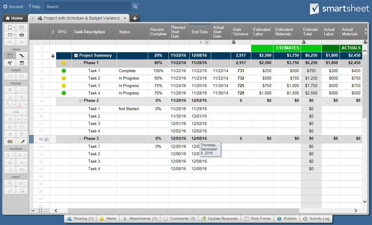 Schedule Of Values Template Schedule Values Spreadsheet