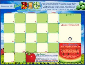 School Lunch Menu Template F&n Menu Calendar Templates
