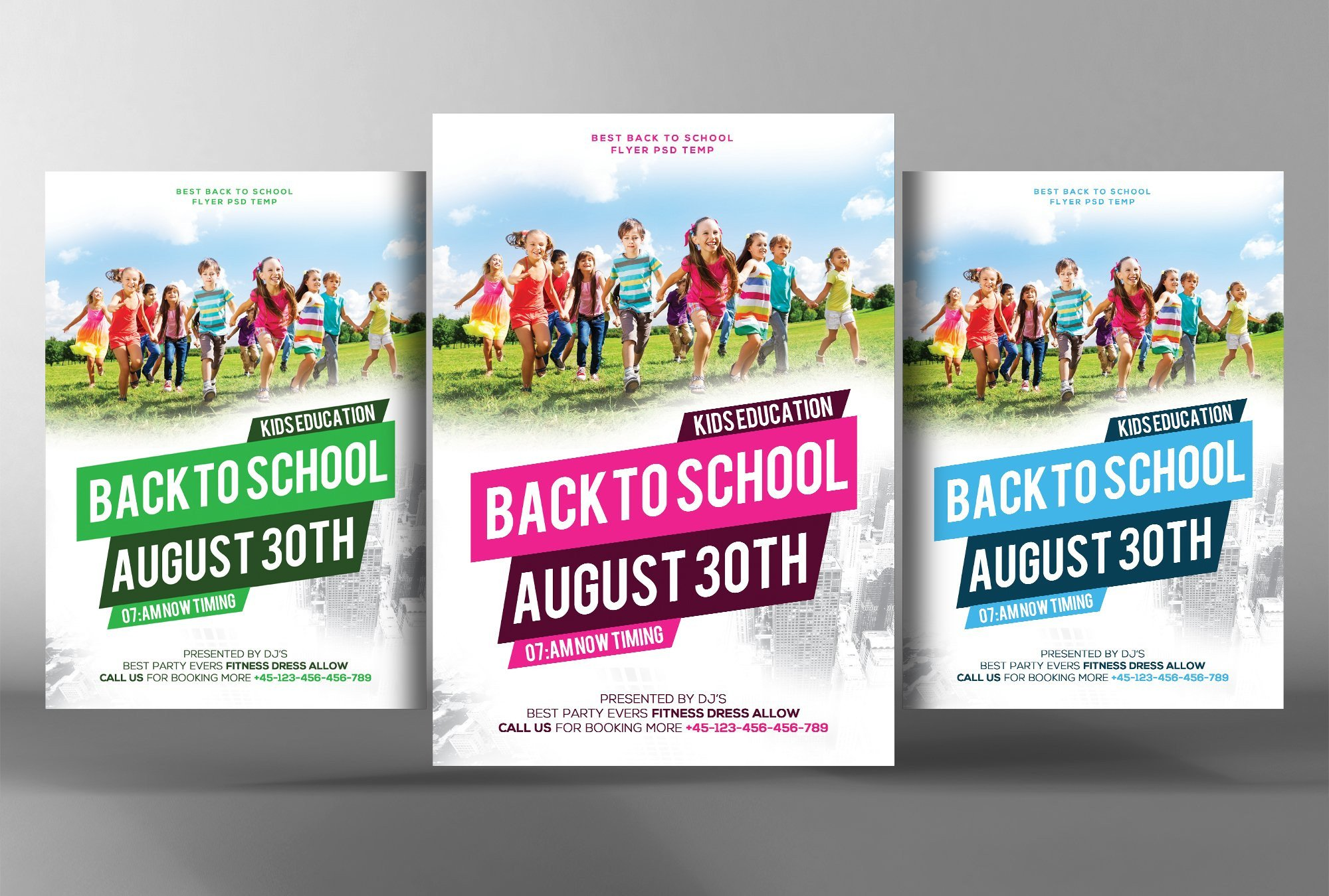 School Picture Day Flyer Template Back to School Flyer Template Flyer Templates Creative