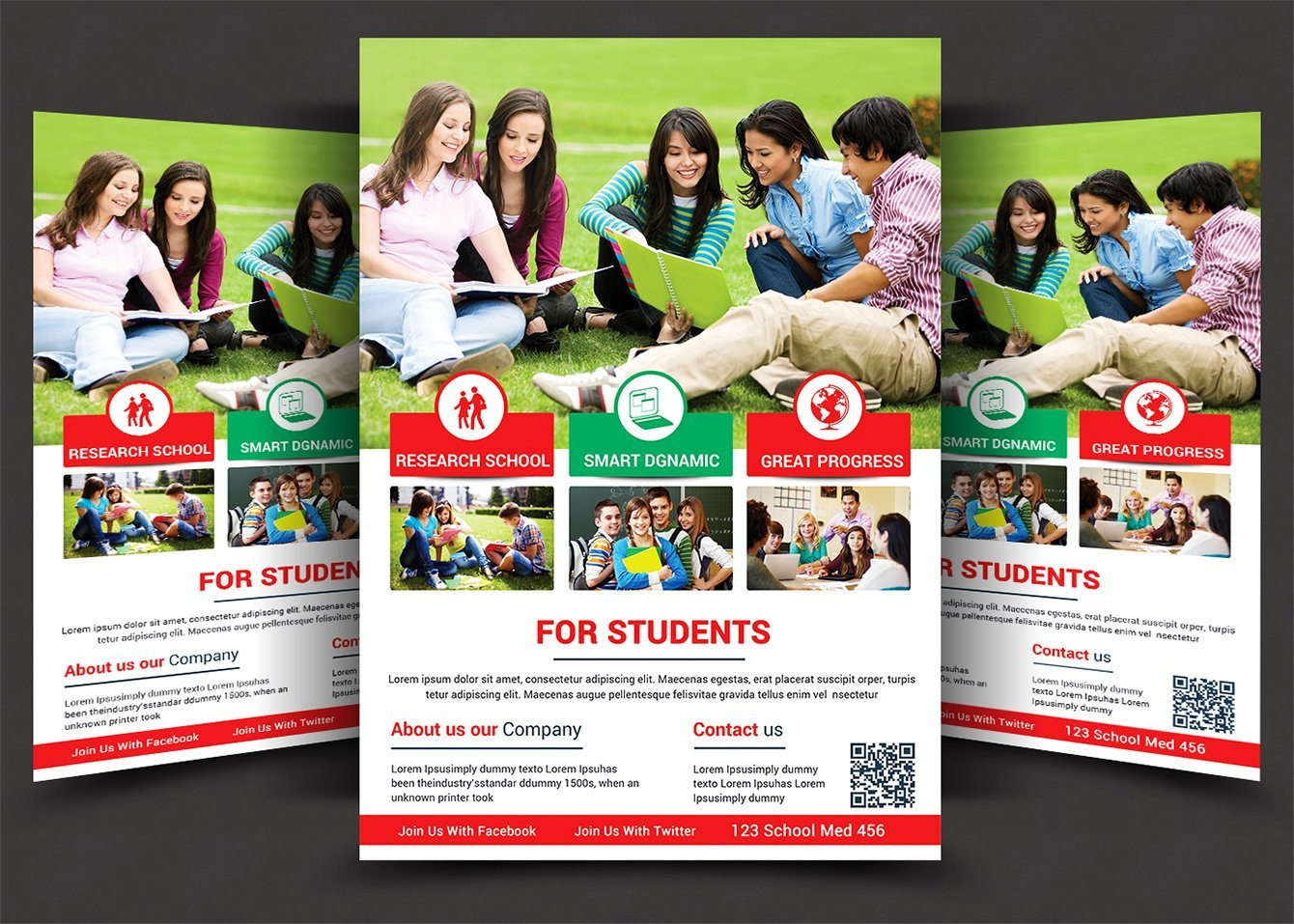 School Picture Day Flyer Template High School Flyer Templates Flyer Templates Creative