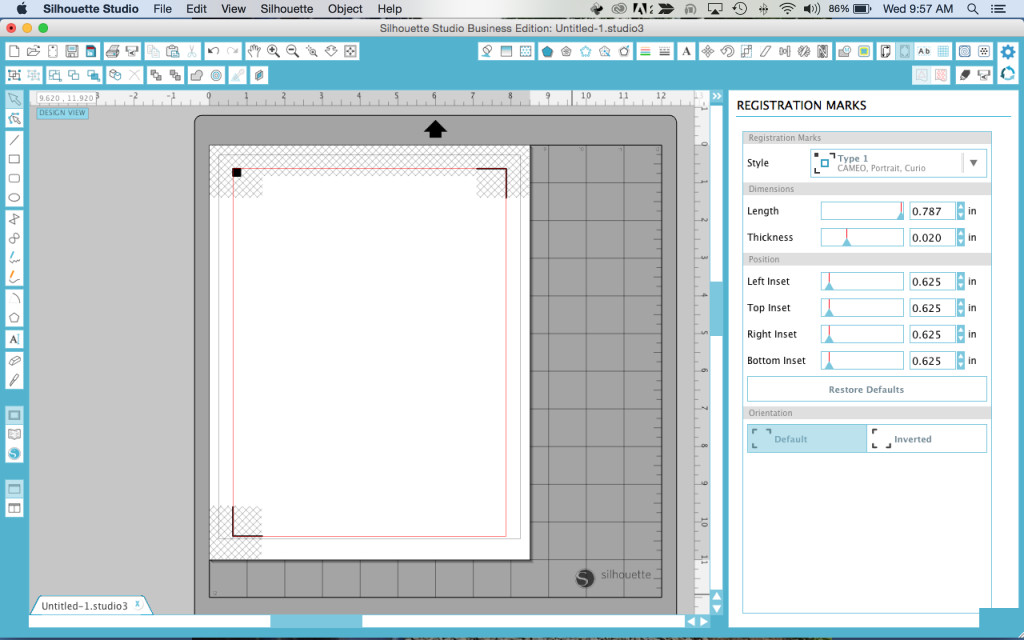 Screen Printing Registration Template Creating A Print & Cut Phone Case – Part 1