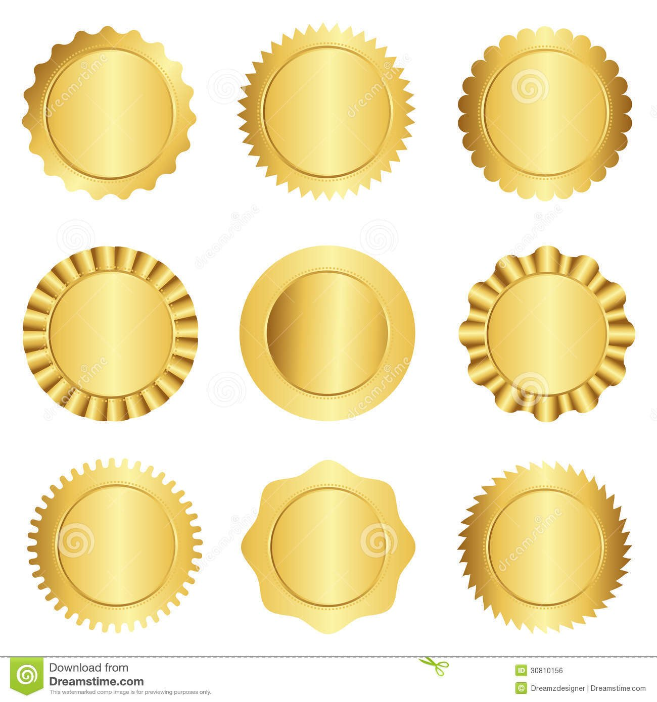 Seal Of Approval Template Gold Seal Template Blank Seal Template 1 Templates Data