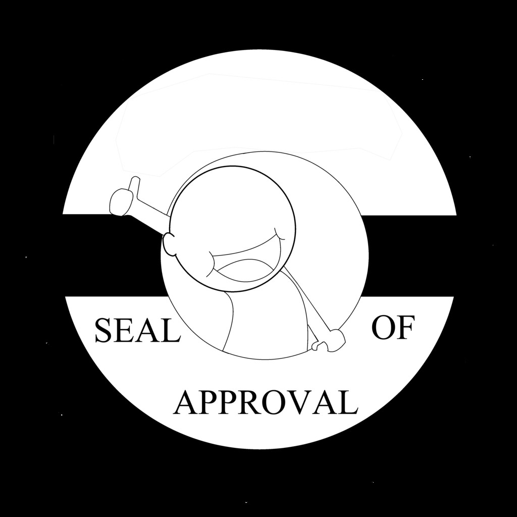 Seal Of Approval Template Seal Of Approval Template by Smuglyotaku On Deviantart