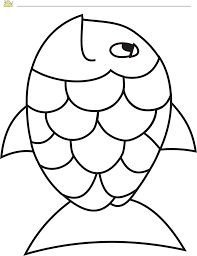 Seashell Template Free Printable Fish Template – 50 Free Printable Pdf Documents Download