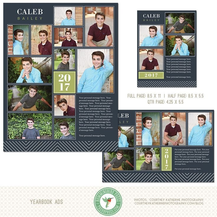 Senior Yearbook Page Template 1000 Ideas About Senior Ads On Pinterest