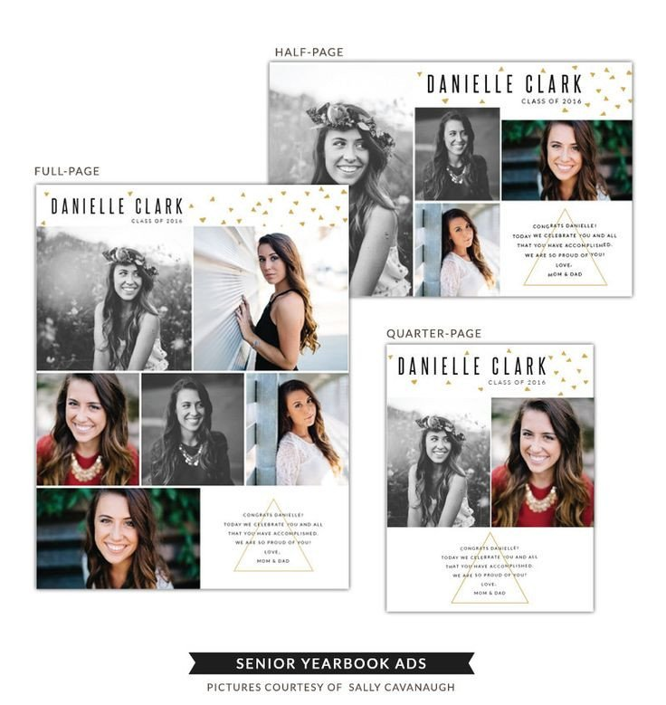 Senior Yearbook Page Template 12 Best Senior Yearbook Tribute Pages Images On Pinterest