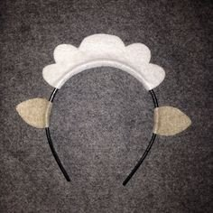 Sheep Ears Template Sheep Ears Headband Template Church Ideas
