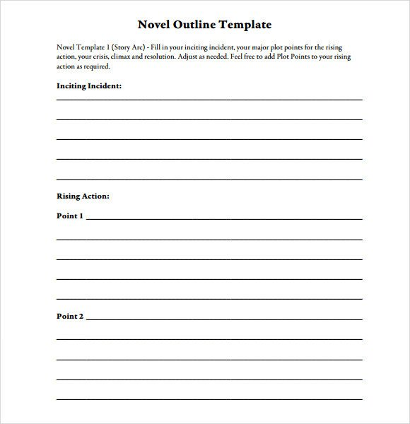 Short Story Outline Template Story Outline Template 9 Download Free Documents In Pdf