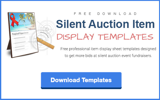 Silent Auction Gift Certificate Template 3 Tips for Displaying Auction Items to attract Fierce Bidding