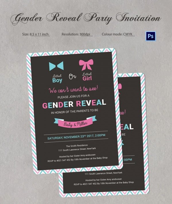 Silly String Gender Reveal Template Gender Reveal Template Download Templates