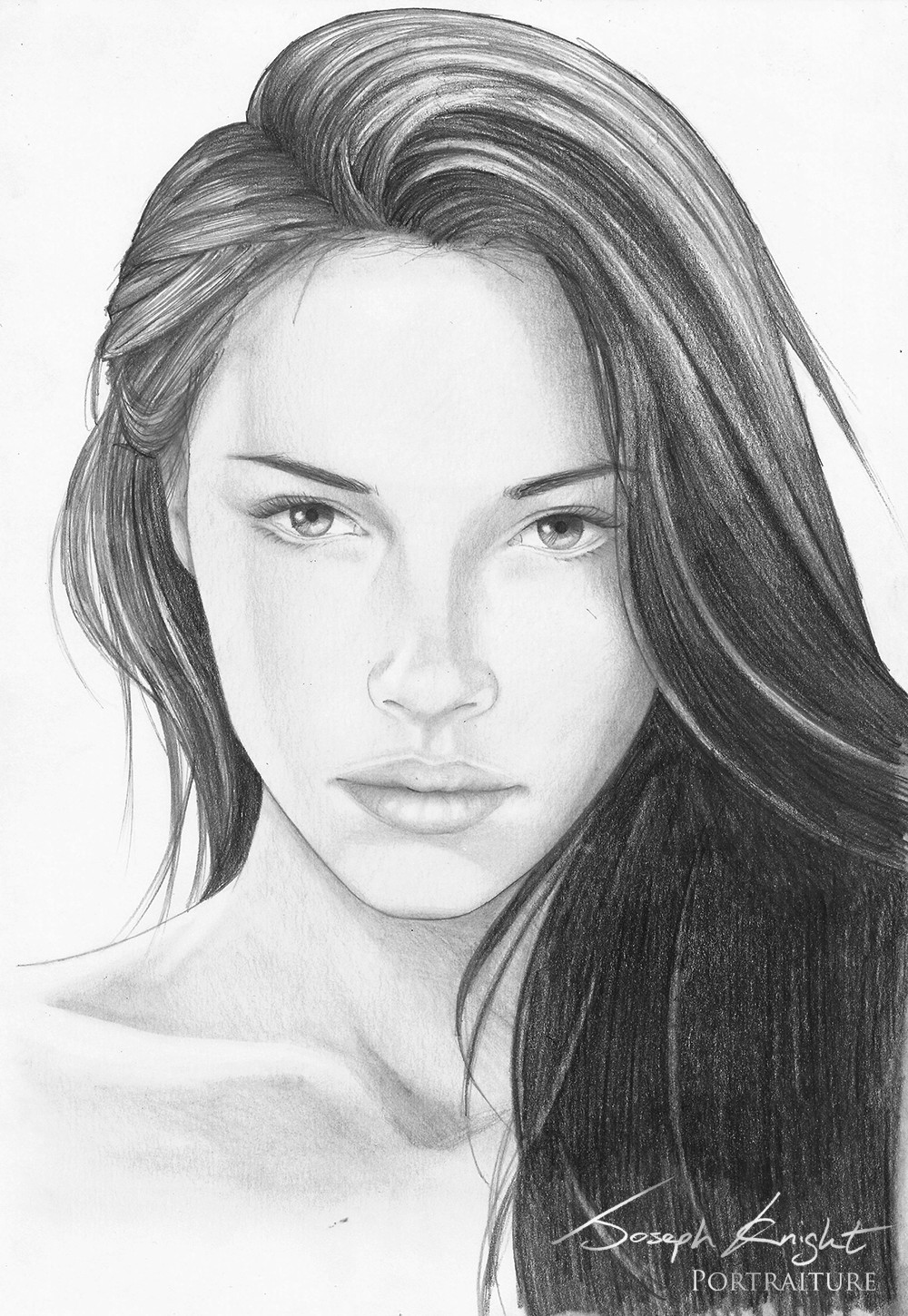 Sketch Of Girl Face Lovely Lady Face by White Materia On Deviantart