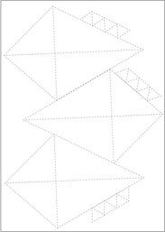 Small Kite Template Category Esl Letter the Week the Type Tree Designs