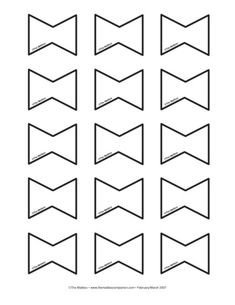 Small Kite Template Kite Tail Pattern the Education Center Mailbox
