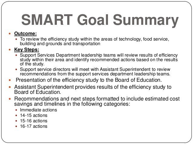 Smart Nursing Goals Examples 13 14 Smart Goals and Action Plans