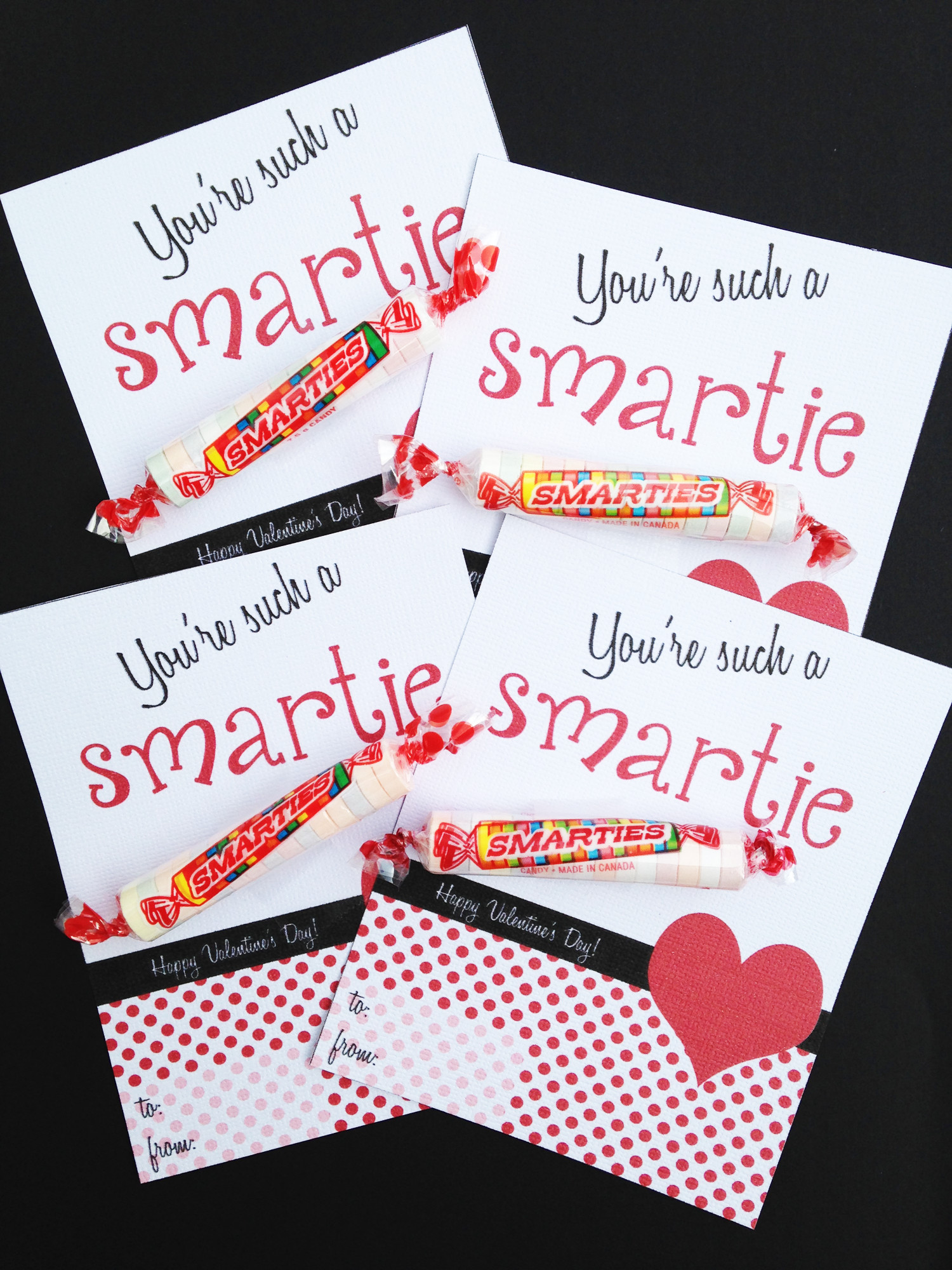 Smartie Pants Printable Template Free Printable Classroom Valentines