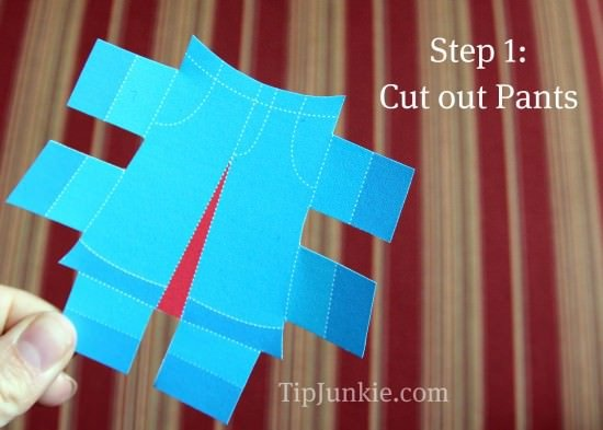 Smartie Pants Template Free Printable Valentine Card 3d Smartie Pants – Tip Junkie
