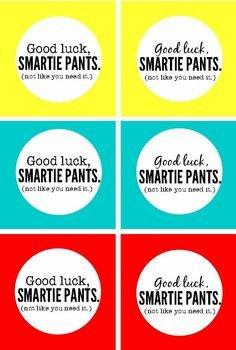 Smartie Pants Template Smartie Diploma Template