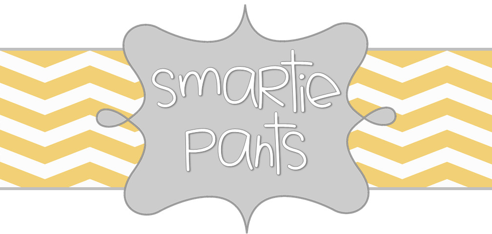 Smartie Pants Template Smartie Pants