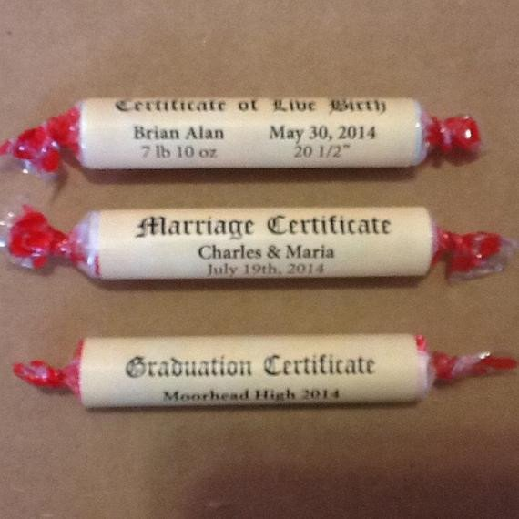 Smarties Diploma Wrapper Template 60 Smartie Diploma Wraps for Graduations Weddings Birth Of