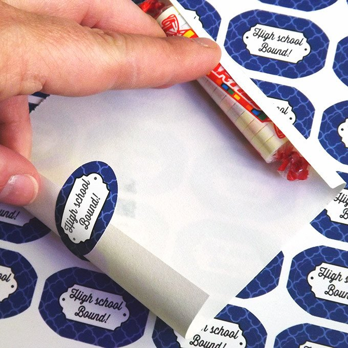 Smarties Diploma Wrapper Template Smartie Diploma Wrappers