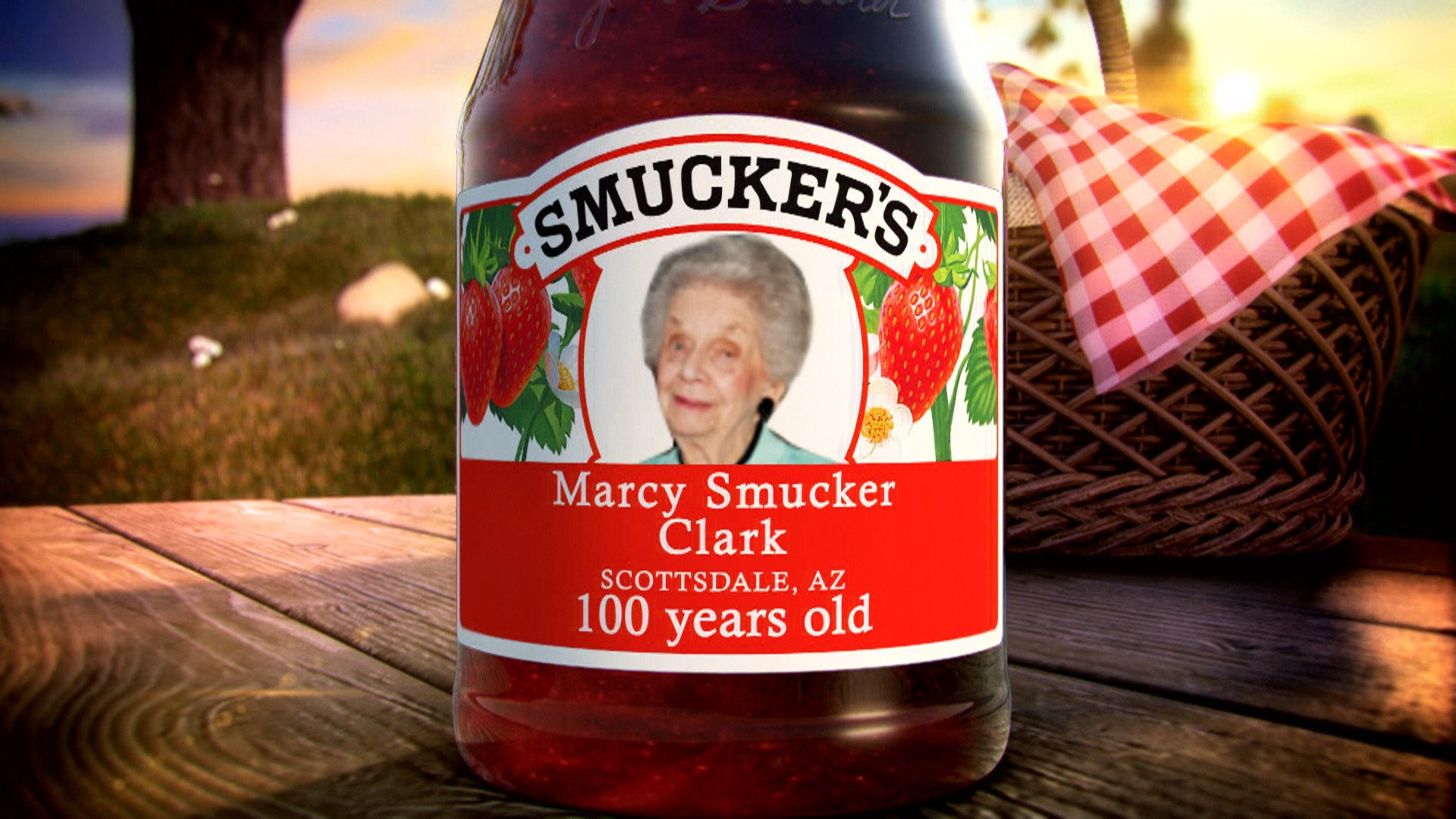 Smuckers Birthday Label Template Willard Scott Marks Milestone Birthdays today
