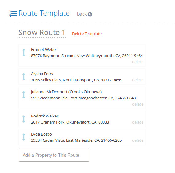 Snow Removal Quote Template 950 – Snow Removal Route Templates – Yardbook Tutorials
