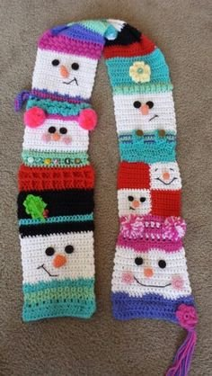 Snowman Scarf Template 1000 Images About Crochet Hats Mittens Scarves On
