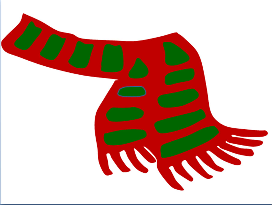 Snowman Scarf Template 301 Moved Permanently