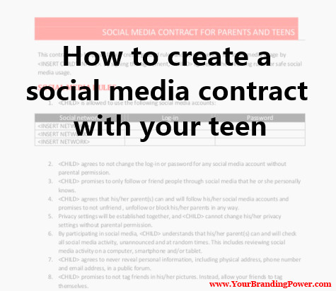 Social Media Marketing Contract Tumblr Archives Jill Celeste Marketing Coach