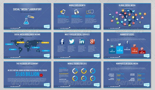 Social Media Ppt Templates 18 Creative social Media Powerpoint Presentation Templates