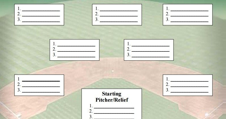 Softball Depth Chart Baseball Best In the Game