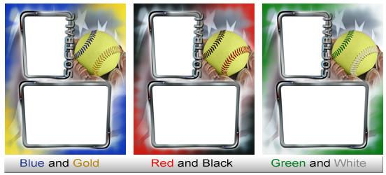 Softball Memory Mate Template softball Templates