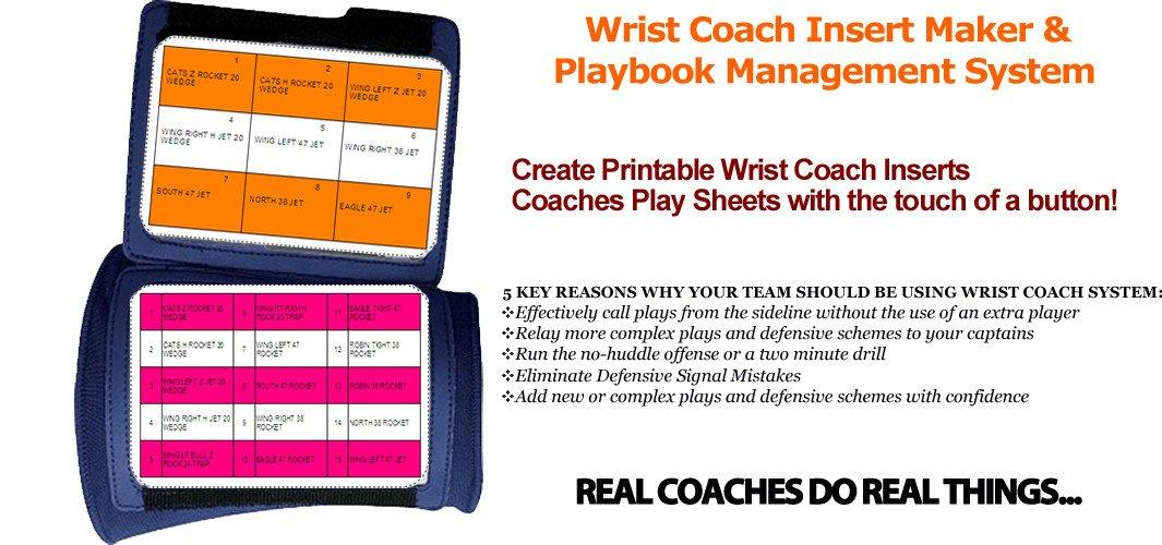 Softball Wristband Template Testimonials Wrist Coach Designer Pro
