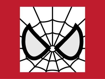 Spiderman Eye Template Spider Man Mask Template Printable