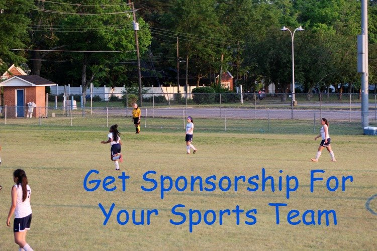 Sponsorship form for Sports Team Youth Archives Adventures Of Frugal Mom