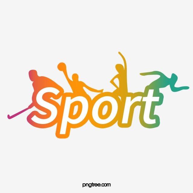Sports Fonts In Word Sport Deporte Font Movimiento Juegos Olimpicos De Rio