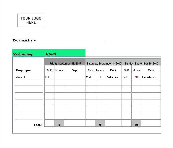 Staffing Matrix Template 5 Nursing Schedule Templates Docs Excel Pdf