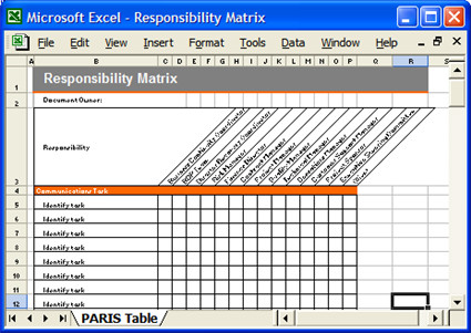 Staffing Matrix Template Business Continuity Plan Download 48 Pg Ms Word & 12